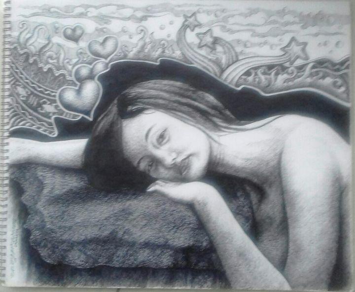 Dreaming Lady - Zaldy Arbozo