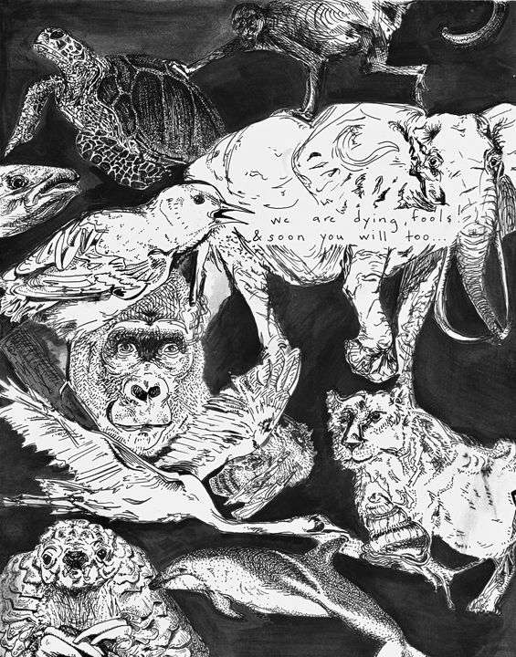 Endangered Animals - TrainSlug's Slime