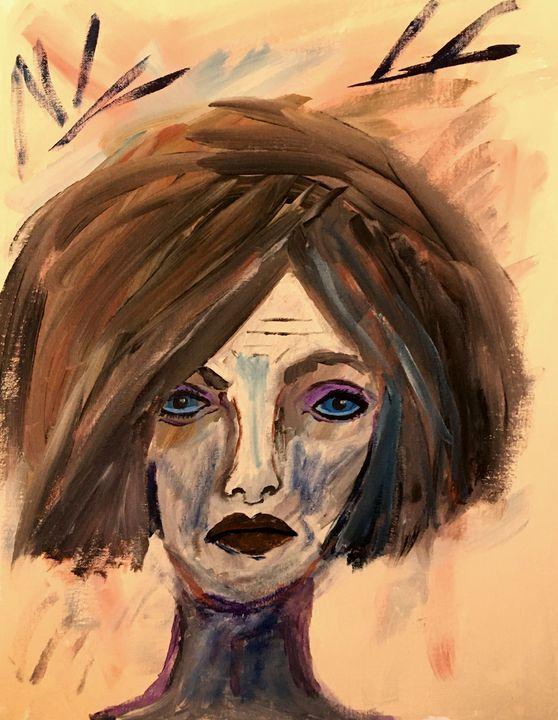 Badb, Celtic Goddess of Death - Nicci's Portraits