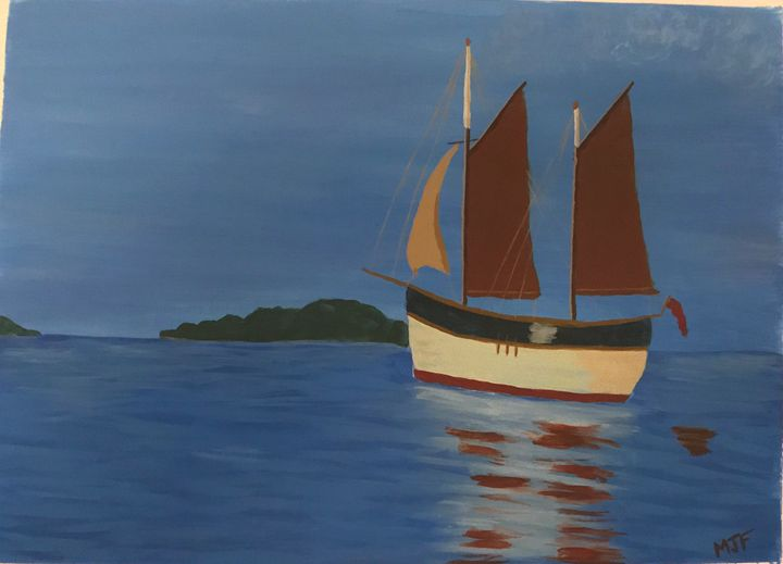 Sailboat - Melissa Jane