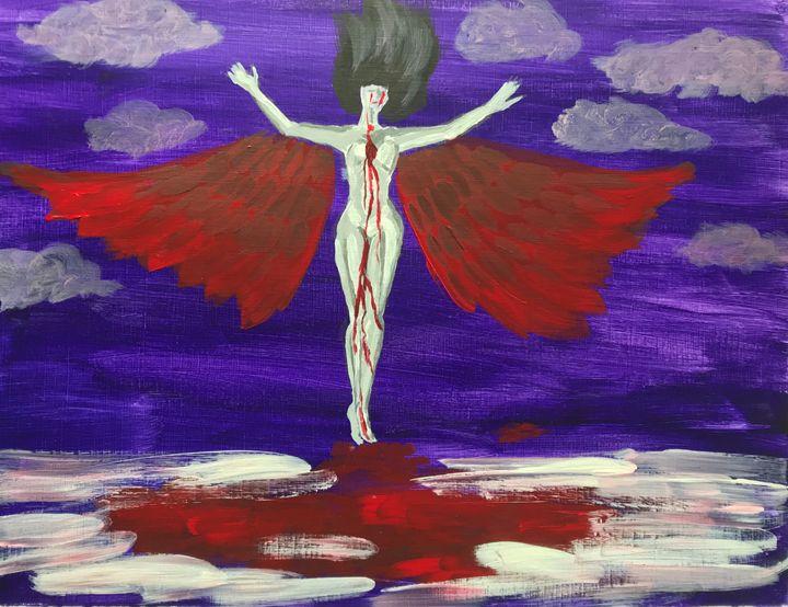 Angel in Pain - Melissa Jane