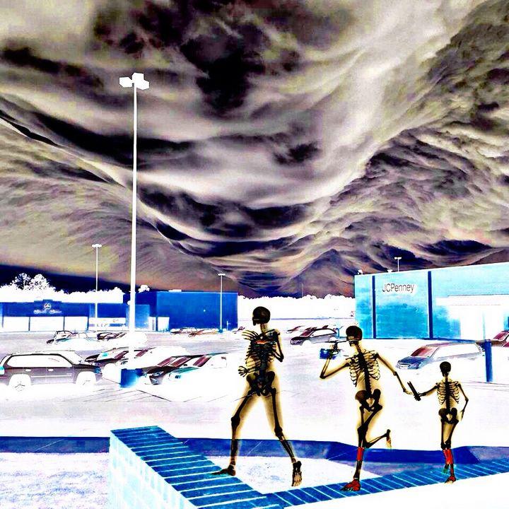 Time illuminates and Eliminates - Cruising Dystopia: Internet Art & Poetics