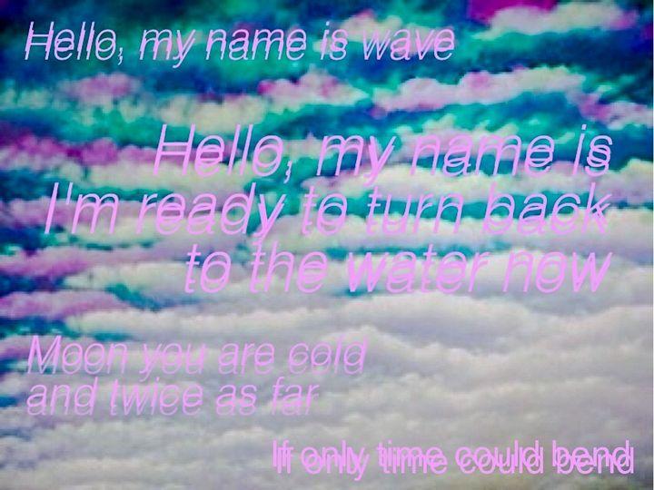 The Waves - Cruising Dystopia: Internet Art & Poetics
