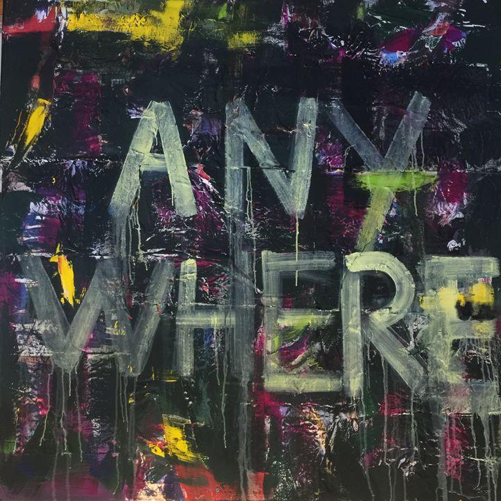 Anywhere - YagmurTuran