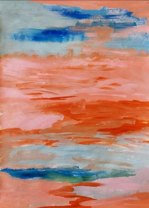 Landscape Abstraction no 1 - YagmurTuran