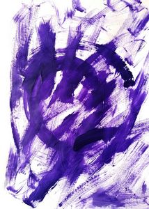 Purple Abstraction no 2