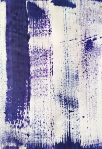 Purple Abstraction no 9