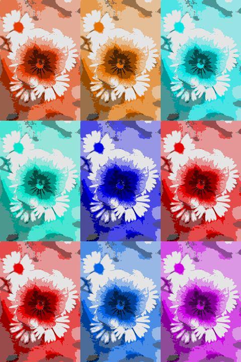 Flower Power - Rogers Art Shop