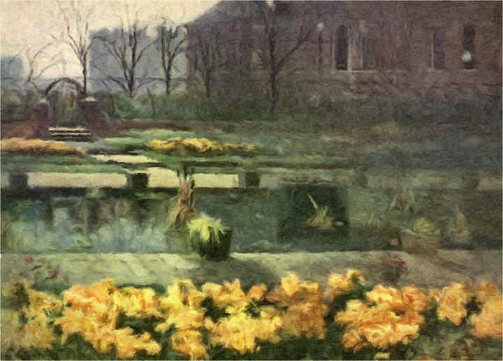 Palace Gardens (3) - Rogers Art Shop