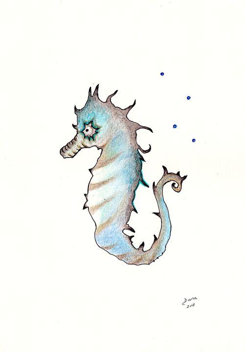 Sea Horse - Walanad