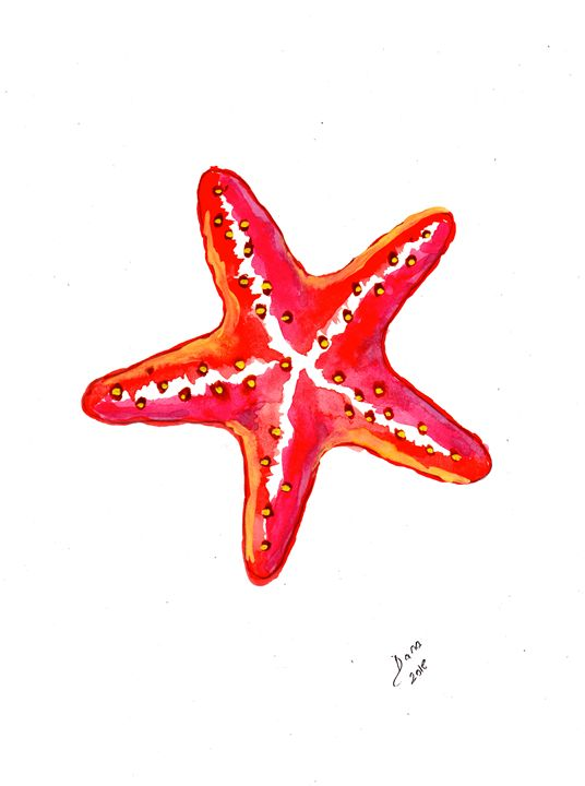 Starfish 1 - Walanad