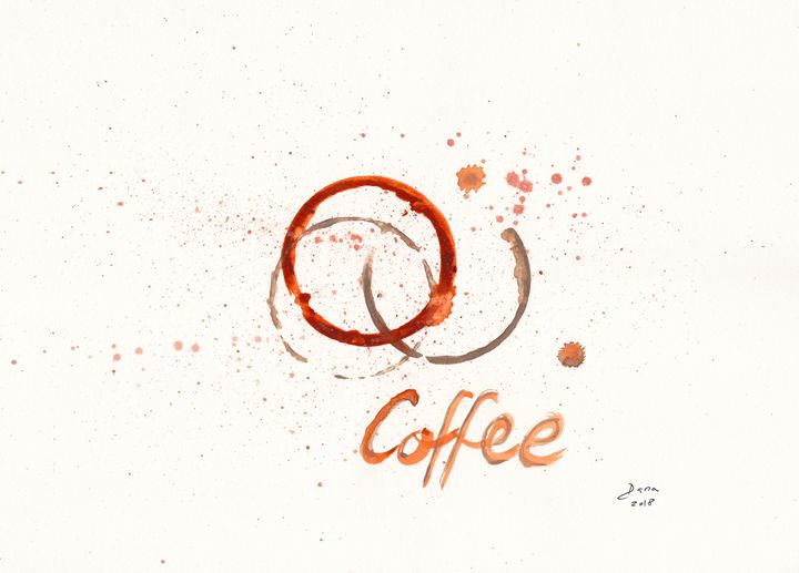 Coffee stains - Walanad