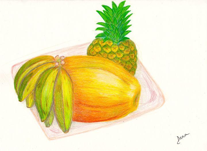 Tropical fruit - Walanad