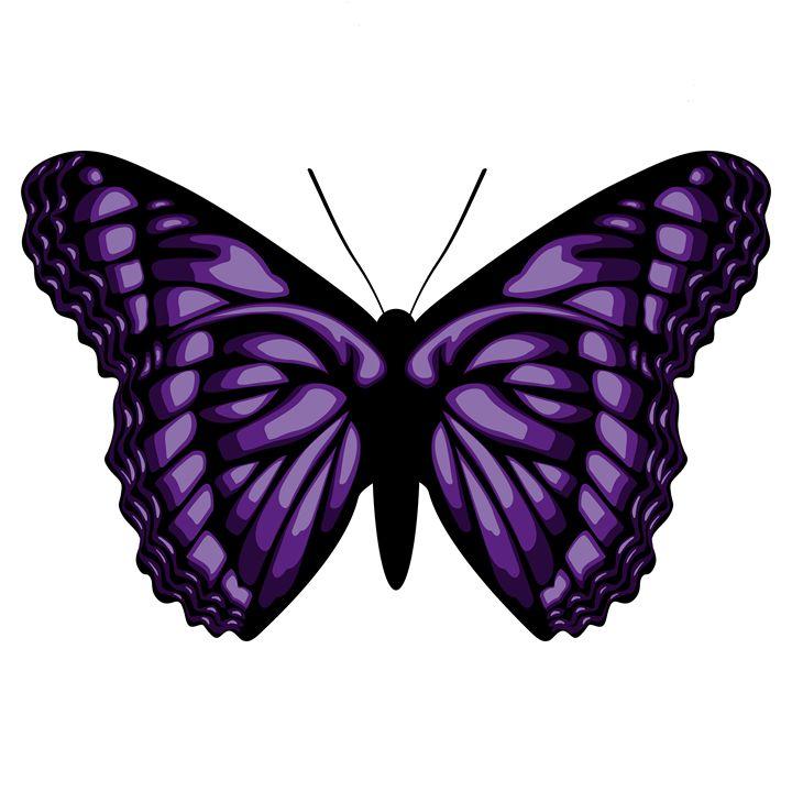 Violet Butterfly - Violet Cold