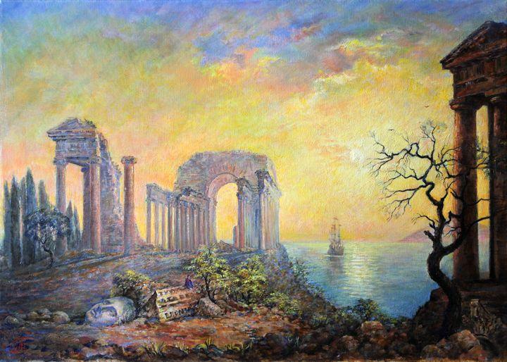 Terra Antiqua - Leonid Polotsky
