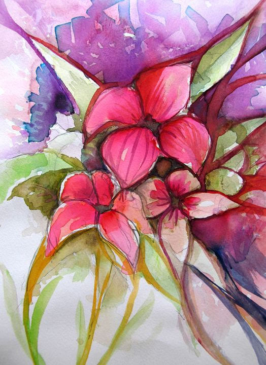 flowers 19 - ArtDecorStudio