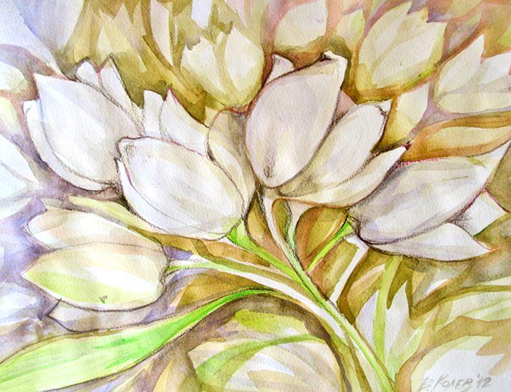 Flower 3 - ArtDecorStudio