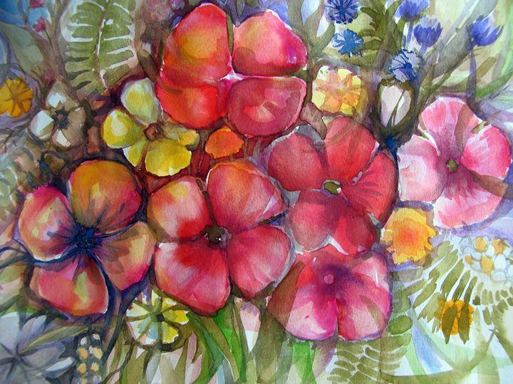 flower 2 - ArtDecorStudio