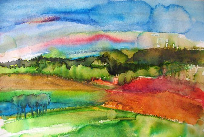 Landscape 1 - ArtDecorStudio