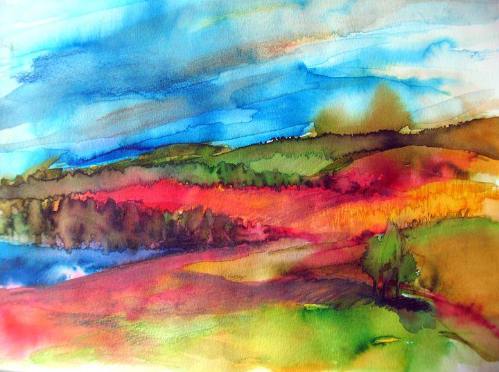 Landscape 2 - ArtDecorStudio