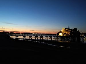 Dock in Quincy,Ma