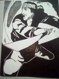 fighting illustration