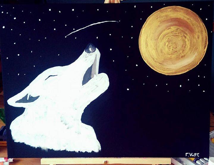 The Midnight Moon - Peace Of Art
