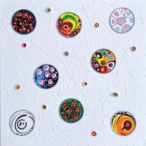 Kaleidoscope of emotions