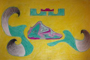 Lebron shoe