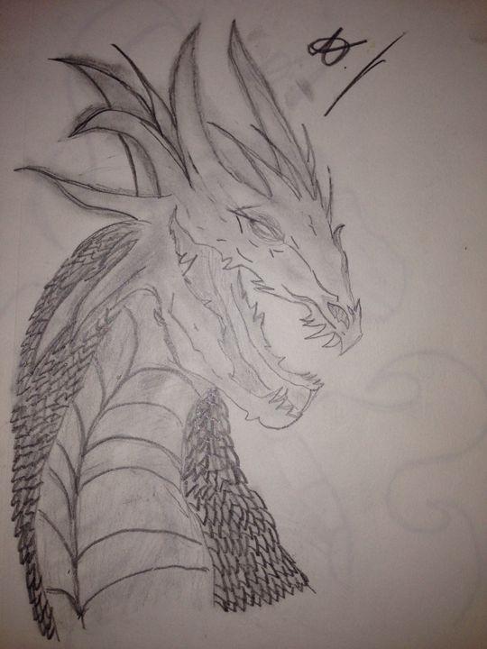 Dragon - Shoes,animals
