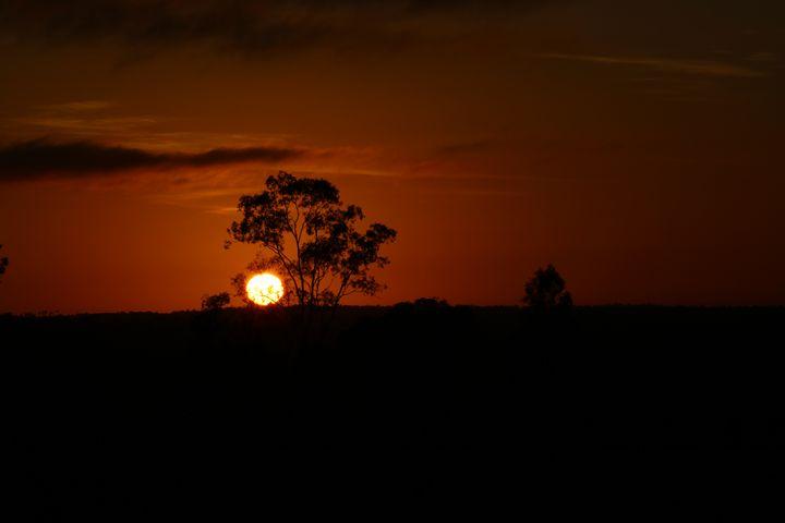 Outback Sunrise - mike rankin