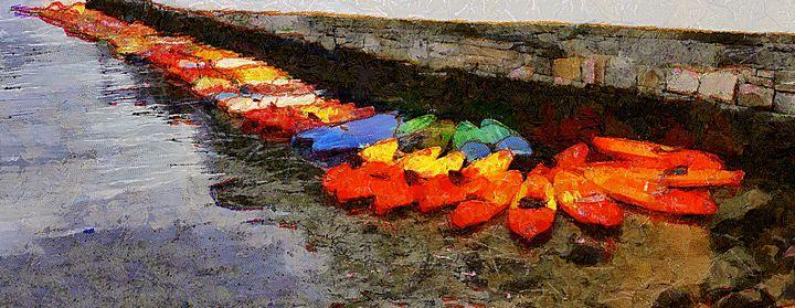 Rockport Kayaks - Artscapes Studio