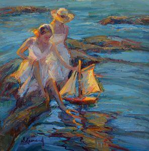 """Summer Sails"""