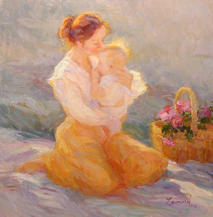 Gentle Love - Diane Leonard