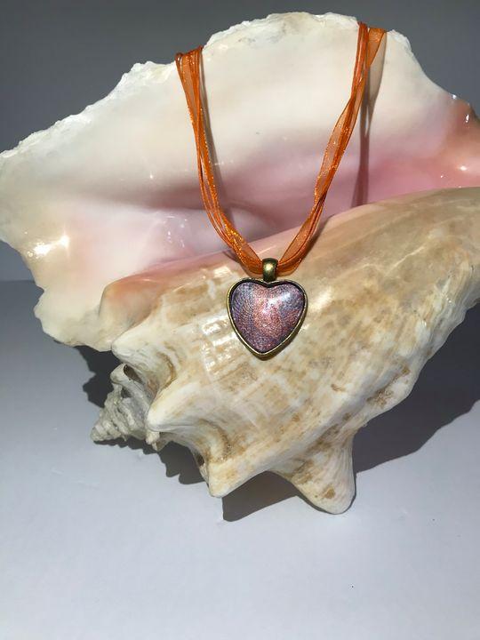 Heart Pendant. - InsomniArt by: Jason Burke