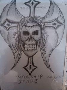 Jesus warrior