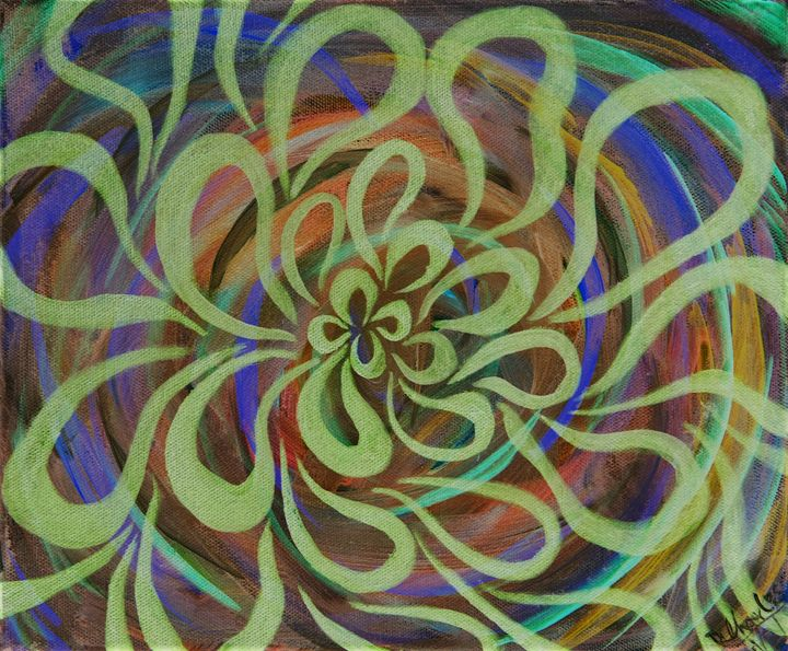 Cognitive Bloom Invert - Charlez