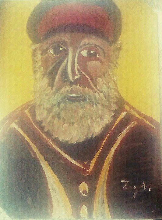Fisherman - Ze'ev Amzalem