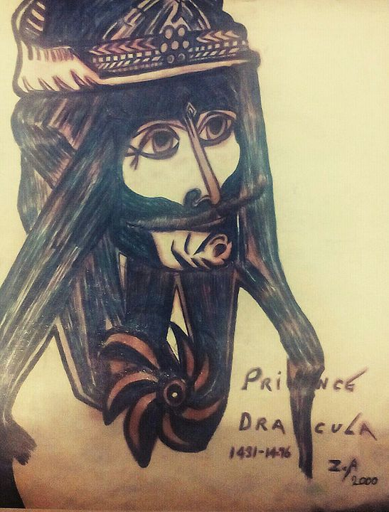 Prince Draqcula - Ze'ev Amzalem