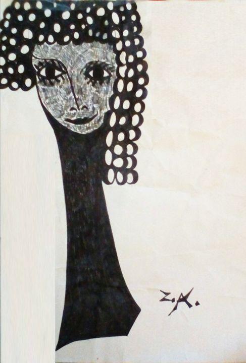 Young Face - Ze'ev Amzalem