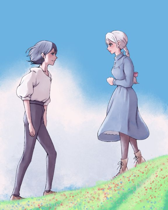 Sophie and Howl - `Laine