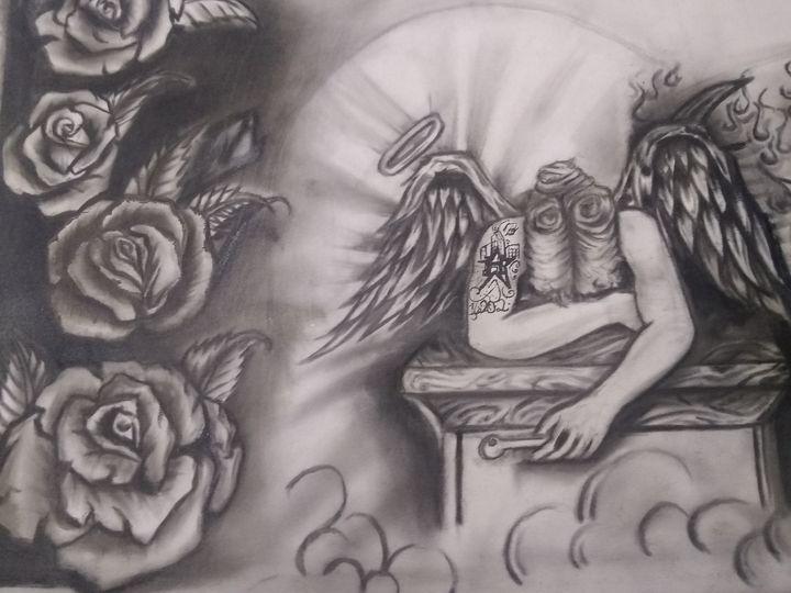 Fallen Angel - Ruben Daniel