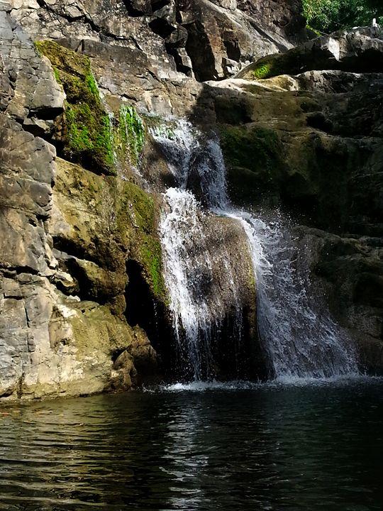 Ultimo Brinco Waterfall @ Rincon PR - mindscapestudios