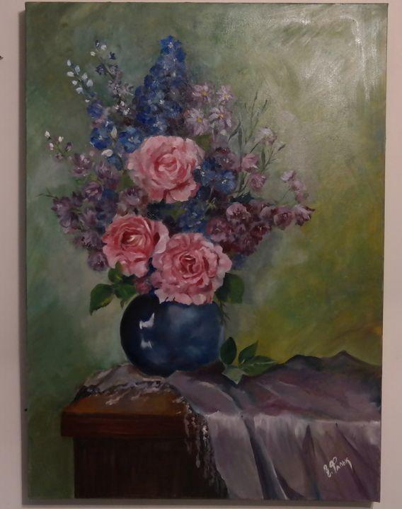 Bouquet - Yelena Falkovsky