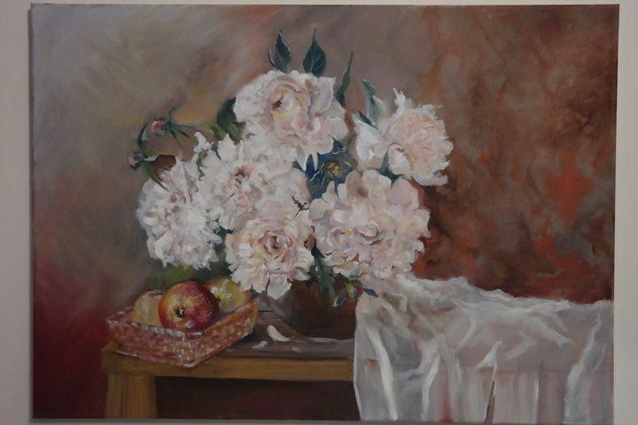 Golden Daisy - Yelena Falkovsky