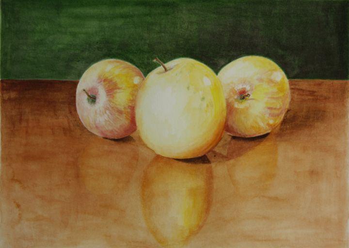 3 Apples - Steven McPeak