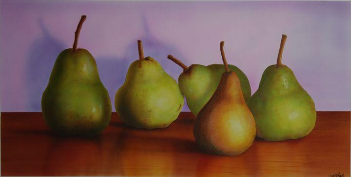5 Pears - Steven McPeak