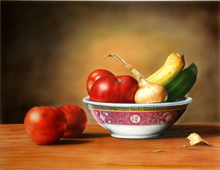 Harvest - Steven McPeak