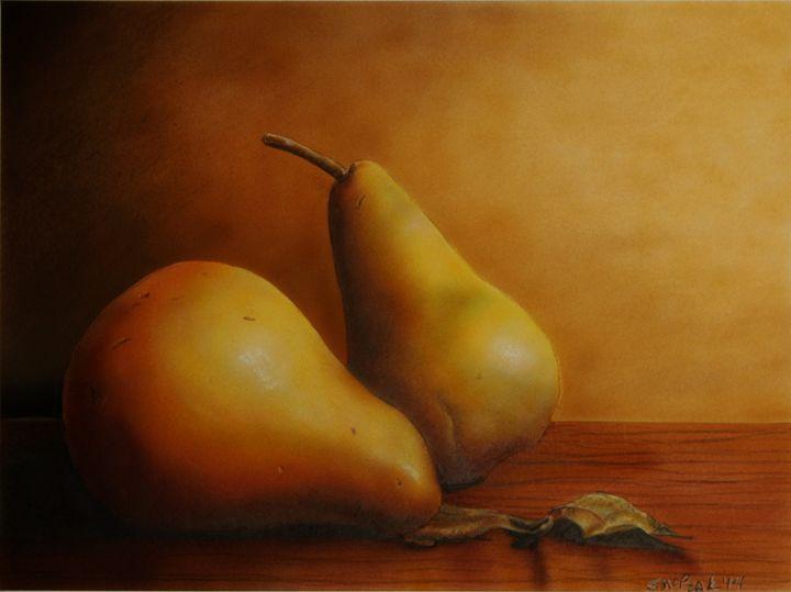 Pair of Pears - Steven McPeak