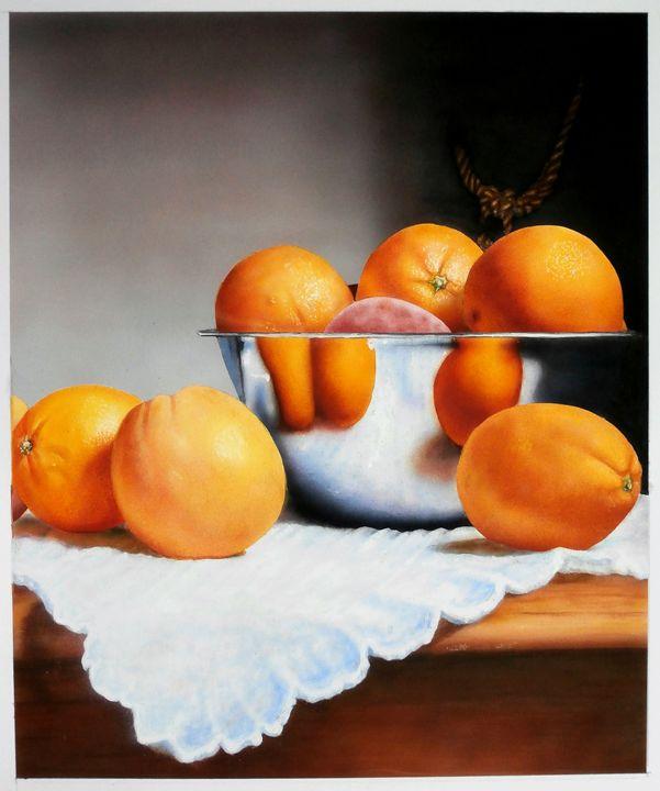 Oranges - Steven McPeak